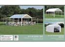 Multi-Purpose Outdoor Shelters Recalled By Sunjoy