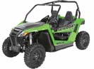 Arctic Cat Recalls Side by Sides