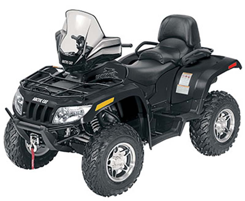 arctic cat 2 up atv