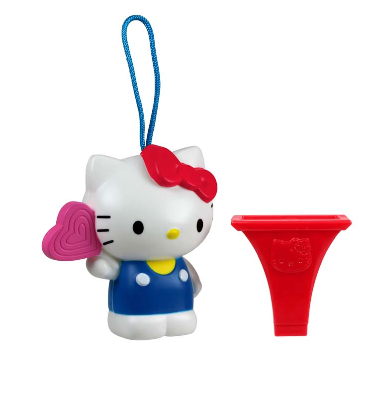 McDonald's Recalls Hello Kitty Themed Whistles Due to Choking and Aspiration Hazards
