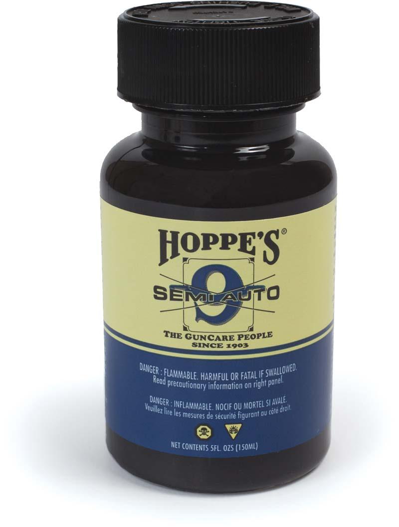 Hoppe's Semi-Auto Gun Bore Cleaner, 5 oz. bottle