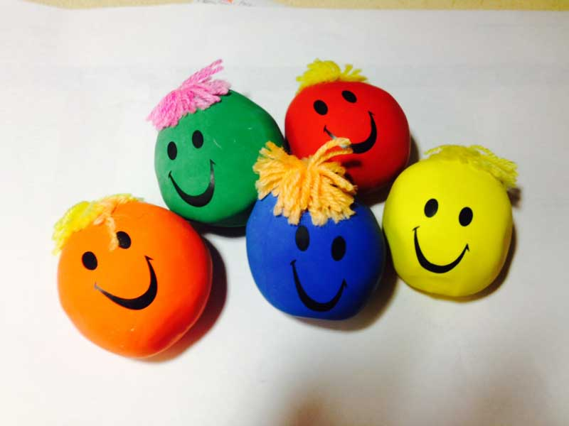 Wegmans Food Markets Recalls Moody Face Stress Balls Due to Choking Hazard
