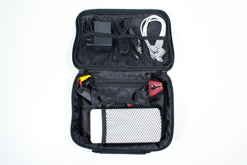 Jackco Pocket Jump Starter – Deluxe Set case