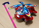 Airplane and Butterfly Push Toys Recalled by LS Import