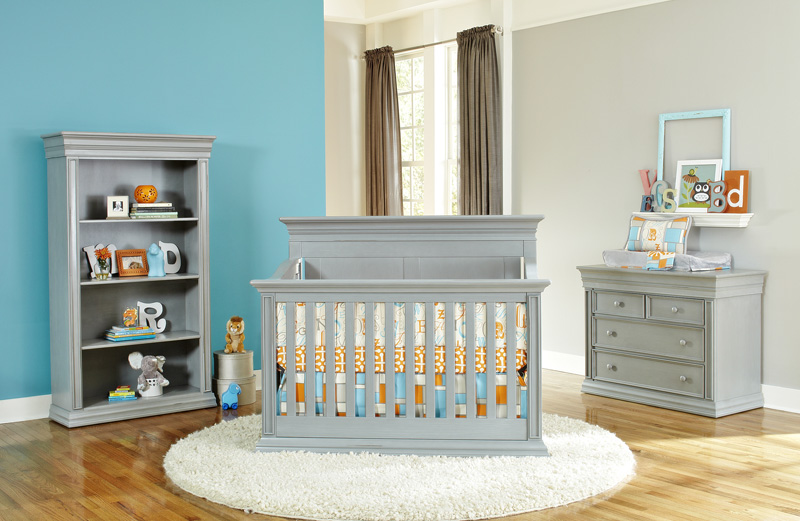 Babyu0027s Dream Legendary Cribs And Furniture In Vintage Grey