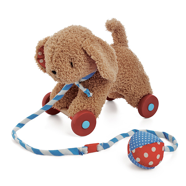 Bunnies by the Bay Recalls Pull Toys Due to Choking Hazard