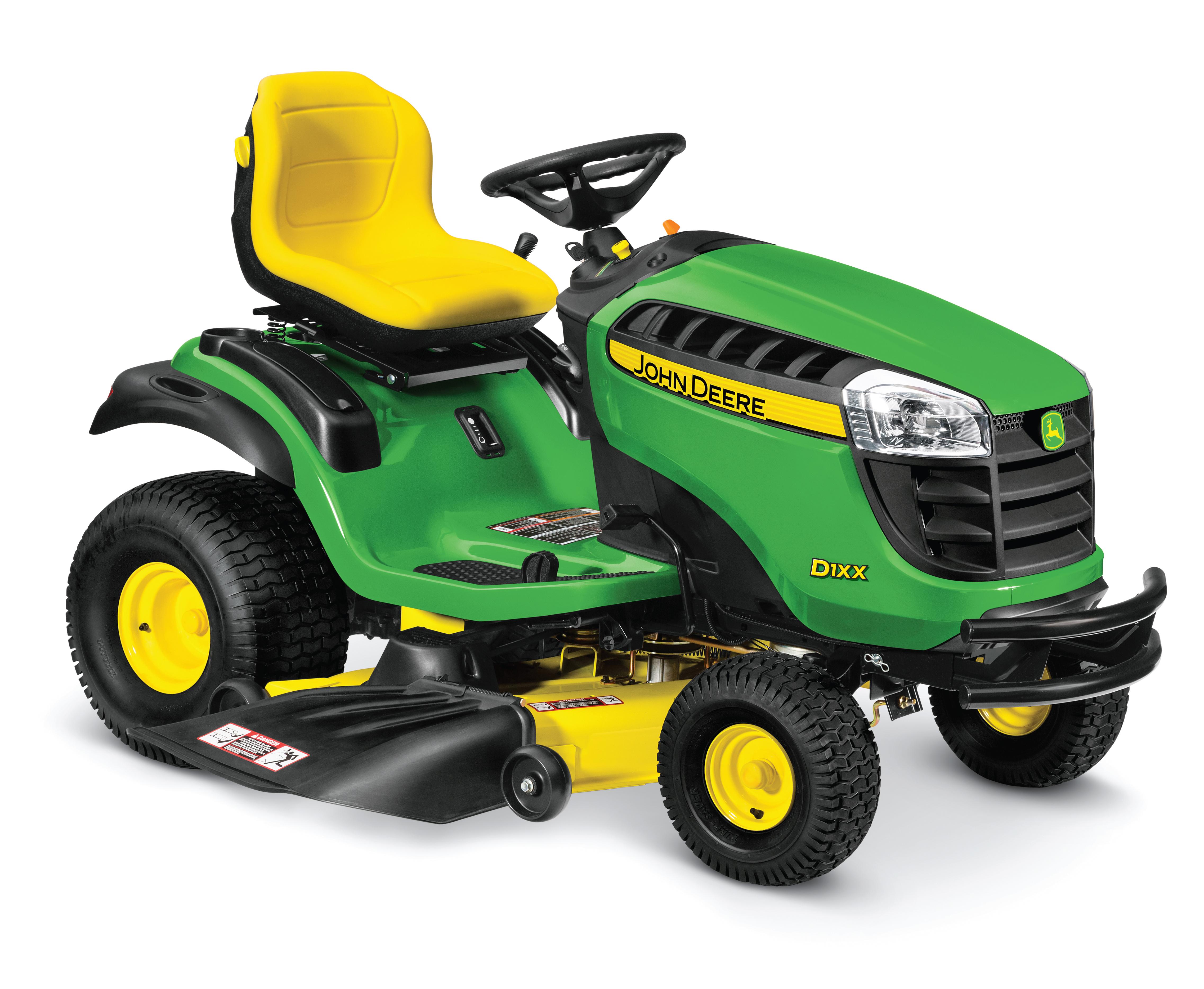 John Deere Lawn Tractor : John deere recalls riding lawn tractors due to crash