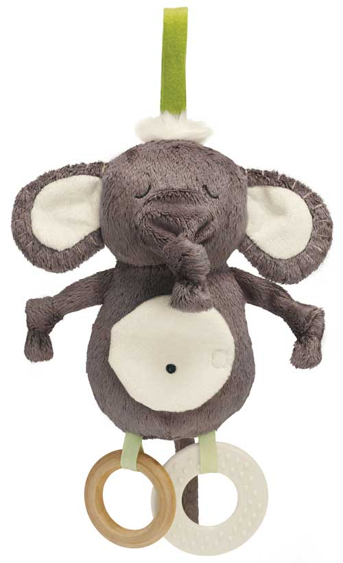 Manhattan Group Recalls Children's Elephant Activity Toys Due to Choking Hazard