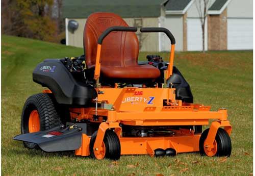 Scag Liberty-Z zero-turn lawn mower