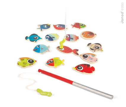 Juratoys Recalls Fishing Games Due to Choking Hazard