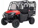American Honda Recalls Recreational Off-Highway Vehicles