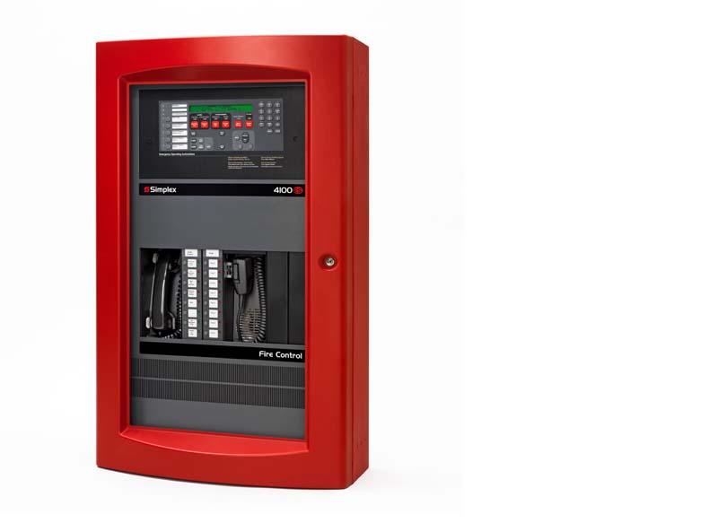 Simplex 4100ES Fire Alarm Control panel