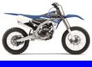 Yahama Recalls YZ250 Competition Off-Road Motorcycles