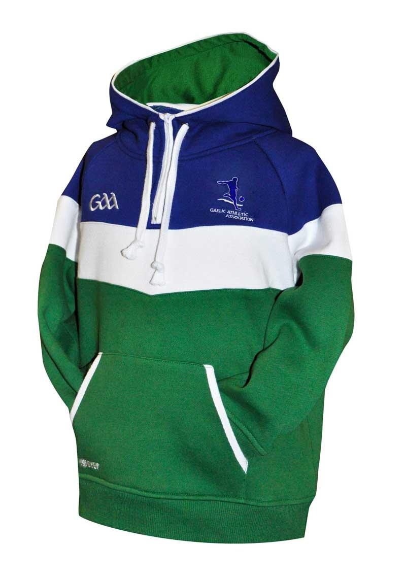 Croker Kids GAA fleece panel hoodie