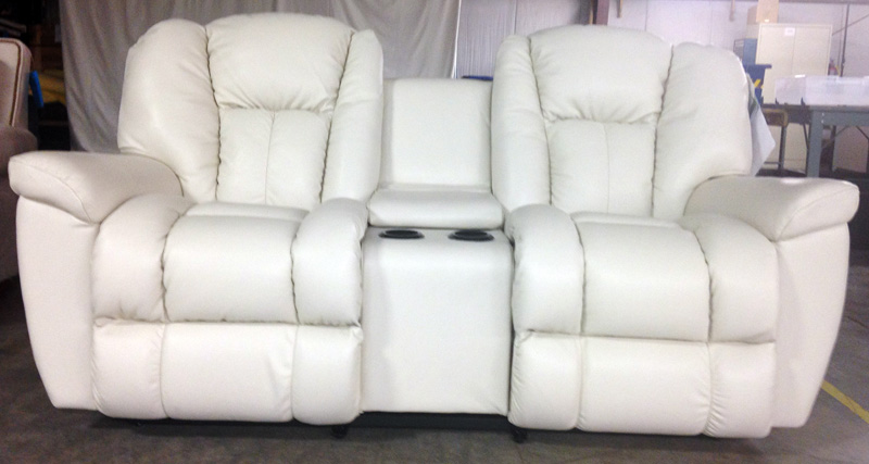 39P PowerReclineXRw Loveseats with Console