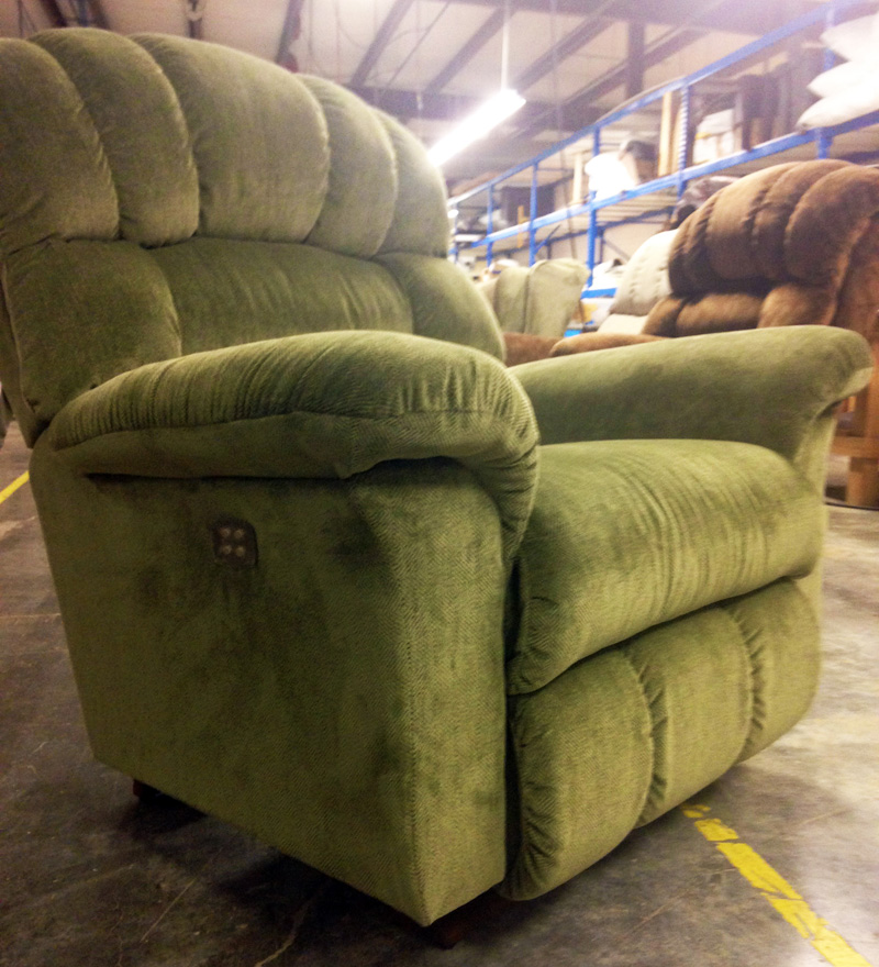 P16 PowerReclineXRw Tall Base Recliners