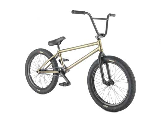 QBP Recalls WeThePeople BMX Bicycles And Cranksets Due To