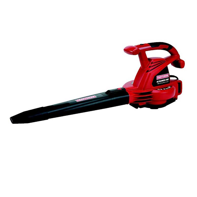 Recalled Craftsman blower/vac