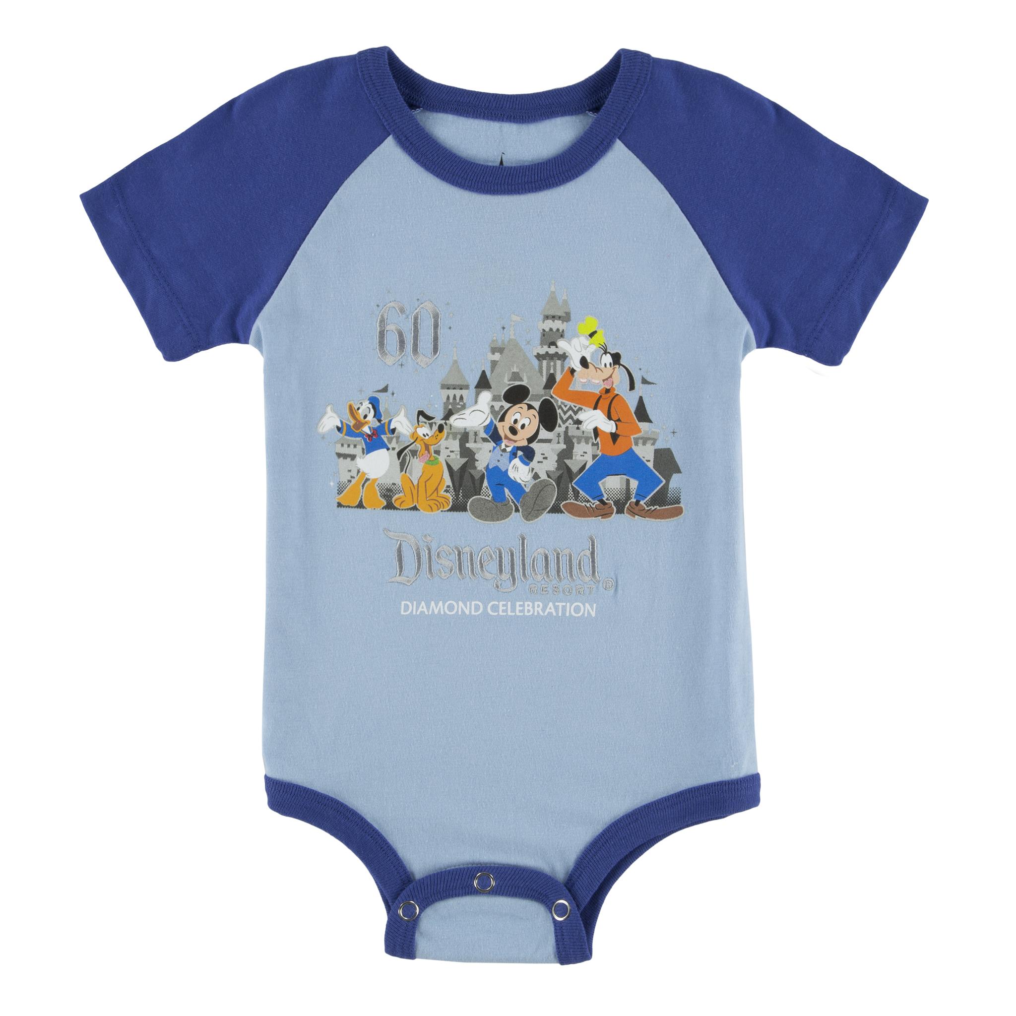 Disneyland 60th Infant Bodysuit