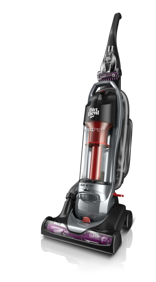 Royal Appliance Recalls Dirt Devil Pet Vacuums Due to Electrical Shock Hazard