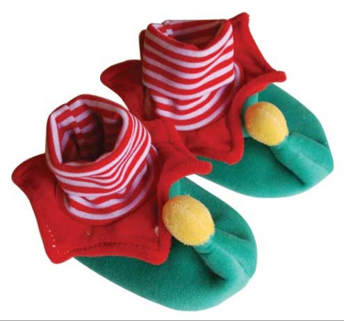 Classic Characters Recalls Infant Booties Due to Choking Hazard; Sold Exclusively at Cracker Barrel Old Country Store