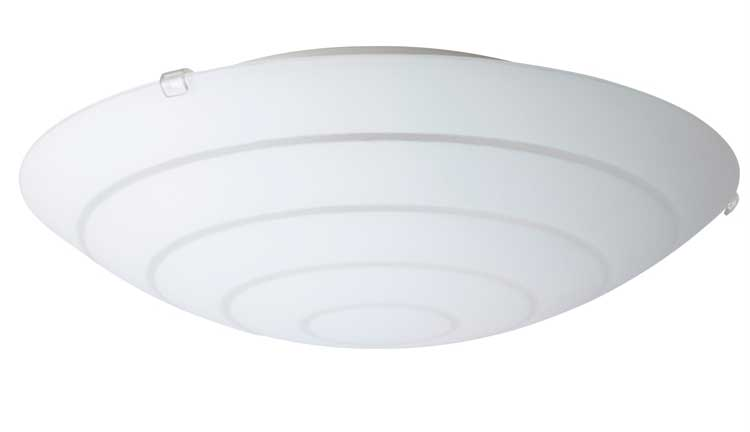 IKEA Recalls Ceiling Lamps Due to Laceration Hazard