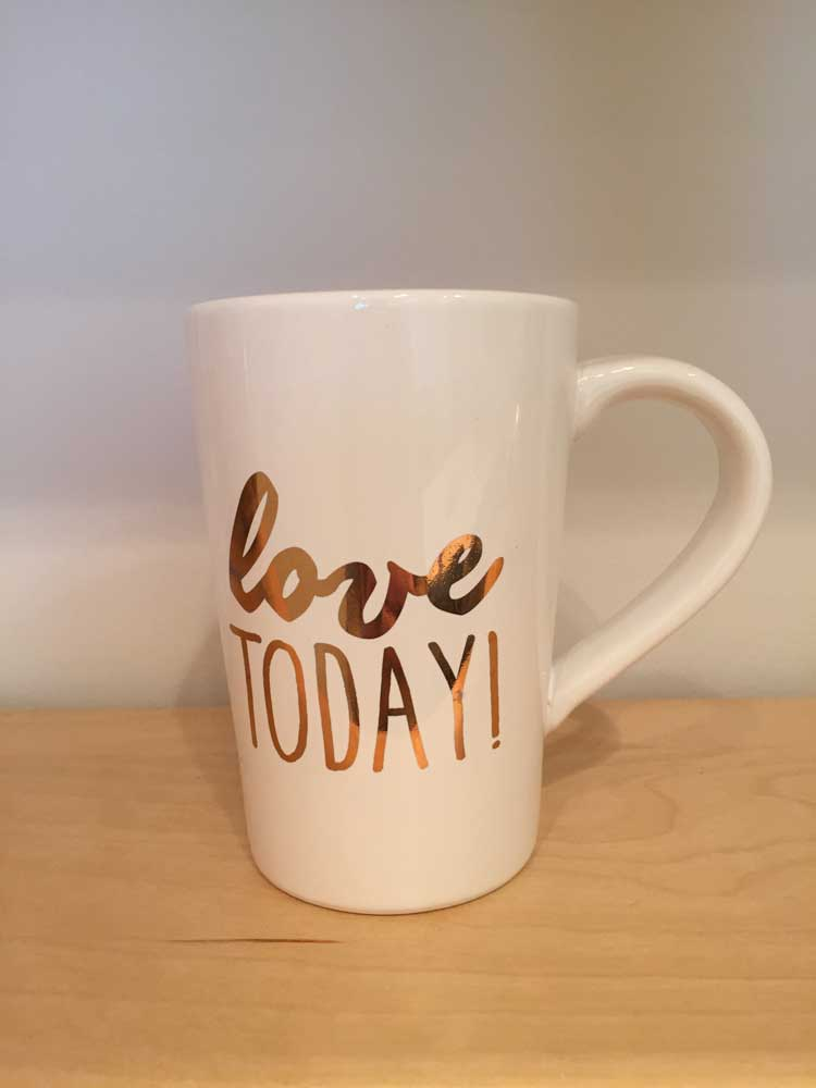 Love Today Mug