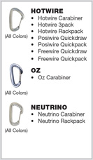 Black Diamond Recalls to Inspect Carabiners