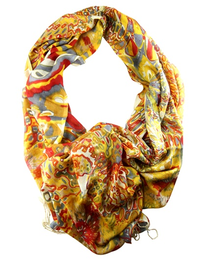Trendy Infinity Scarves – Wrap / Stole - Cool Scarf for Women Girls