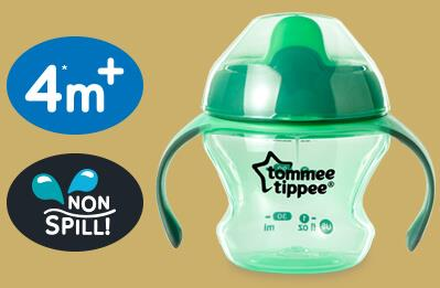 Tommee Tippee Sippee Spill-Proof Cups Recalled by Mayborn USA Due to Risk of Mold Exposure