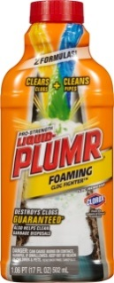 The Clorox Company Liquid Plumr Clog Removers