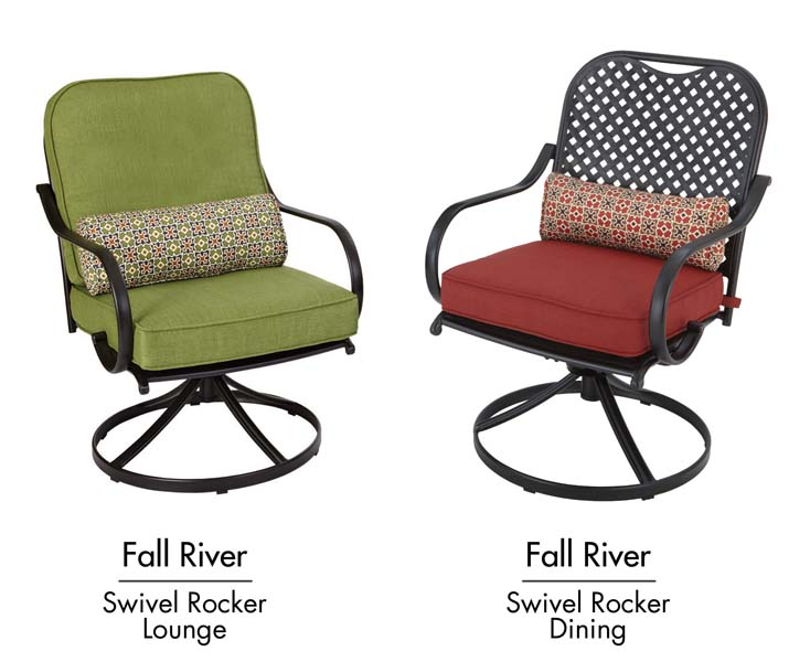Brown Jordan Services Recalls Swivel Patio Chairs Due To