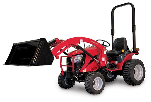 Mahindra USA Recalls Compact Tractors Due to Fire Hazard (Recall Alert)