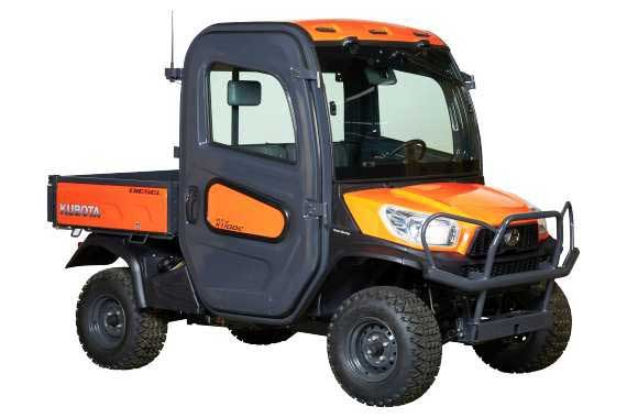 Kubota Utility Vehicle Model RTV-X1100C