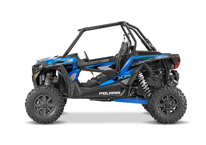 Polaris RZR XP Turbo (blue)