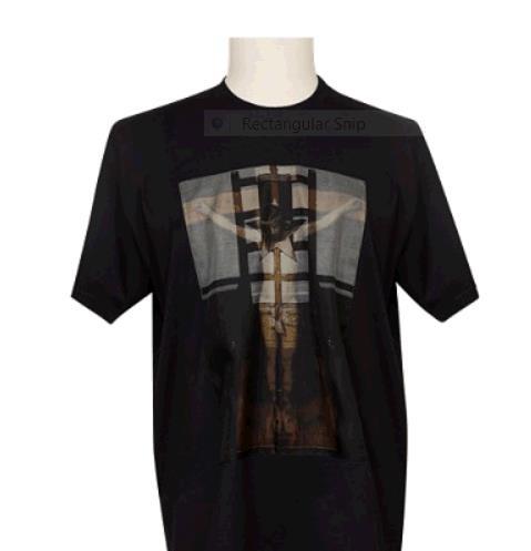Givenchy recalls men s silk t shirts due to violation of for Givenchy t shirt man