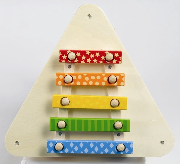 Picture of xylophone on recalled Imaginarium 5-Sided Activity Center