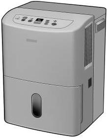 Picture of recalled dehumidifier