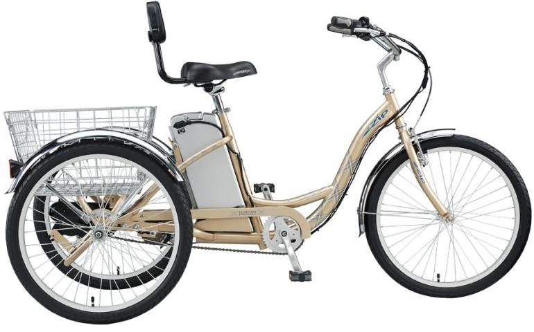Picture of recalled adult tricycle model EZ-TRY-SD