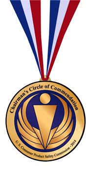 Chairman's Commendation Circle Award Logo
