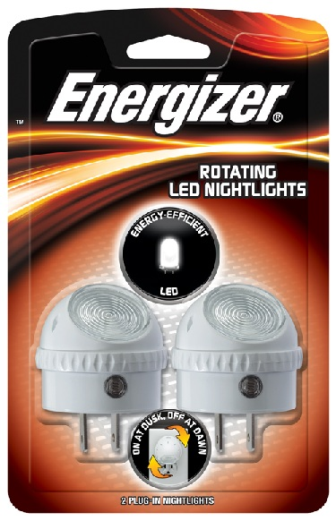 Picture of recalled night light in package