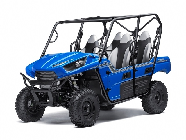 Picture of recalled Teryx4 750 4x4 EPS Recreational Off-Highway Vehicle
