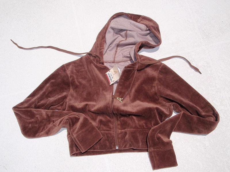 Picture of recalled Apple Bottom jacket