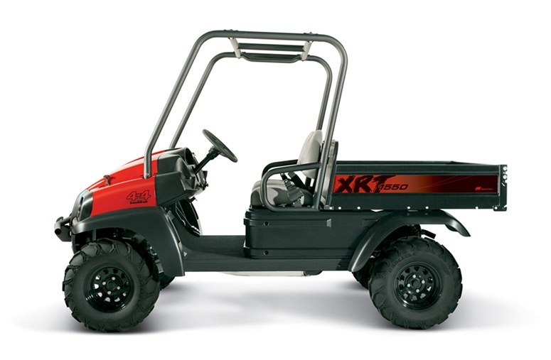 Picture of recalled Carryall Utility Vehicle Model 295/XRT 1550 CL, CM, RF, RJ, RY, TR, TT
