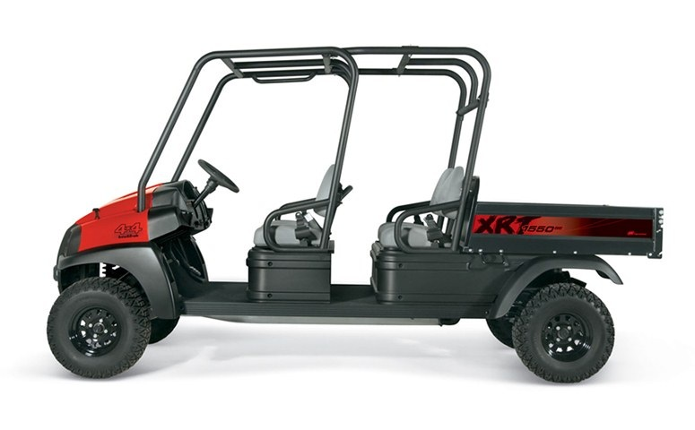 Picture of recalled Carryall Utility Vehicle Model 295 SE/XRT 1550 SE CC