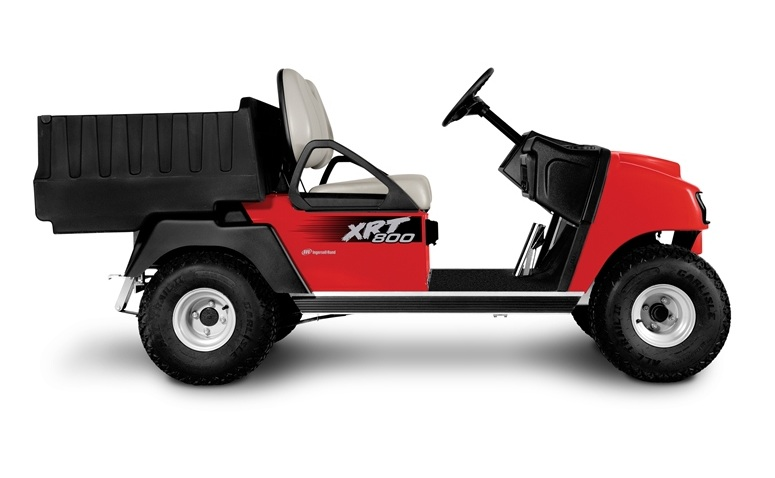 Picture of recalled Utility Vehicle Model XRT 800 Gas HJ, XJ