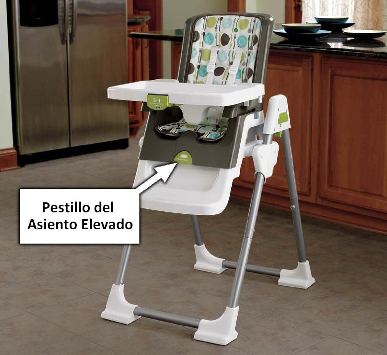 Picture of Recalled 3-in-1 High Chair