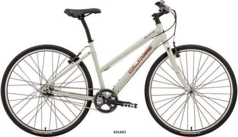 Picture of recalled 2008 Globe Elite women's bicycle