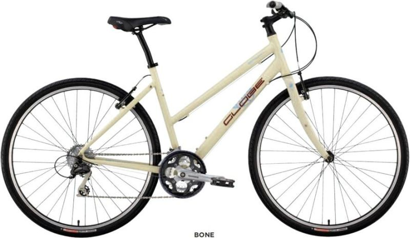 Picture of recalled 2008 Globe Sport women's bicycle