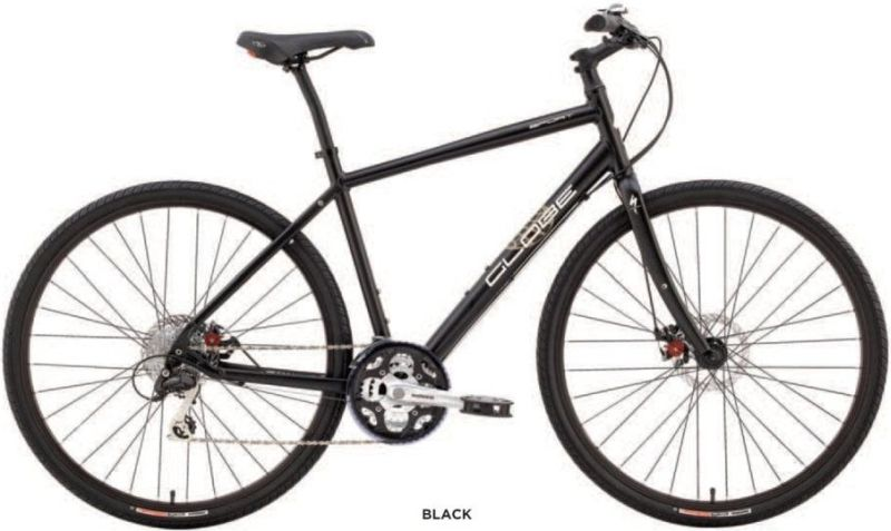 Picture of recalled 2008 Globe Sport Disc bicycle